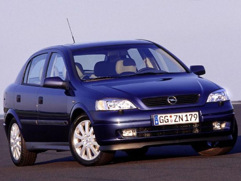 Opel Astra 1,7 DTL