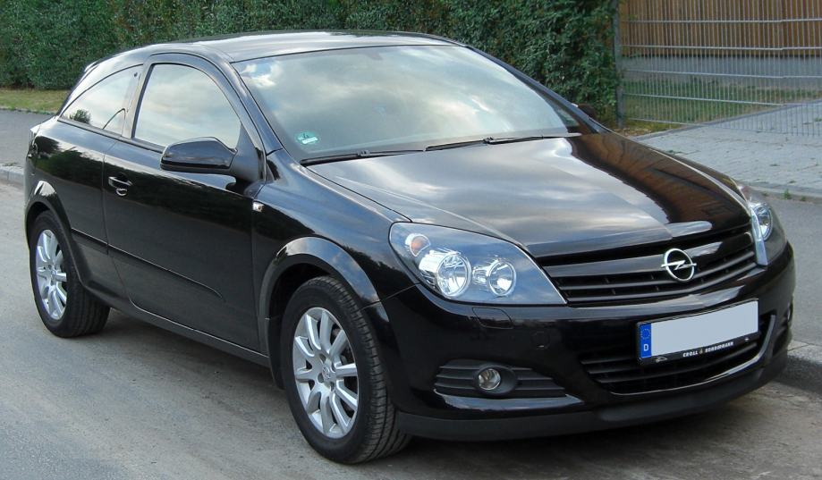 Opel Astra 1,8 16V