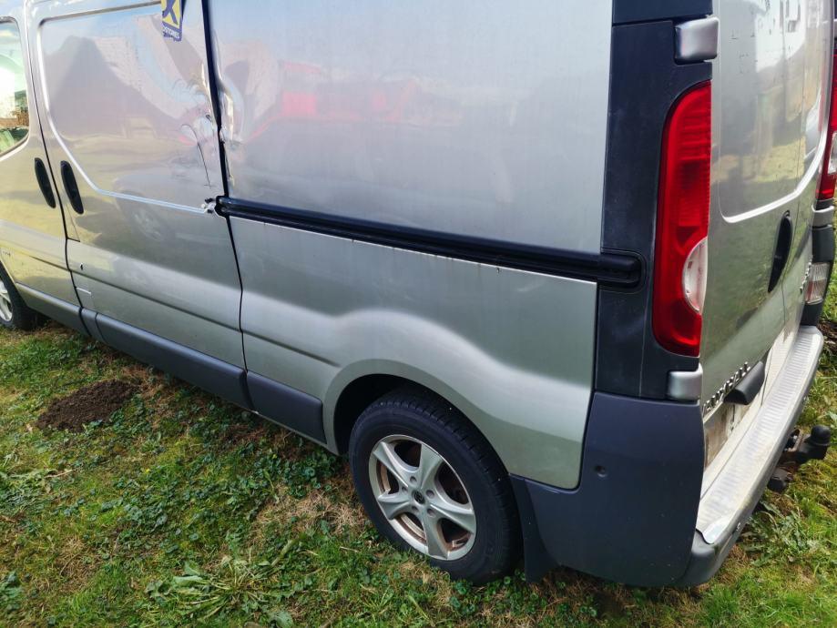 Opel Vivaro 2,0 cdti 2900 dijelovi