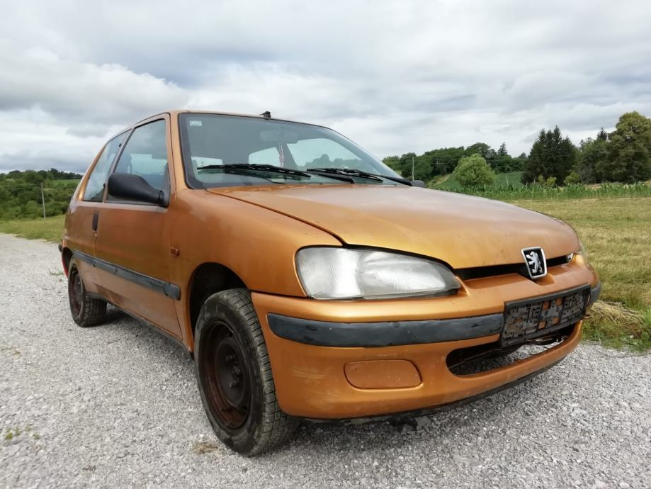 Peugeot 106 DIJELOVI