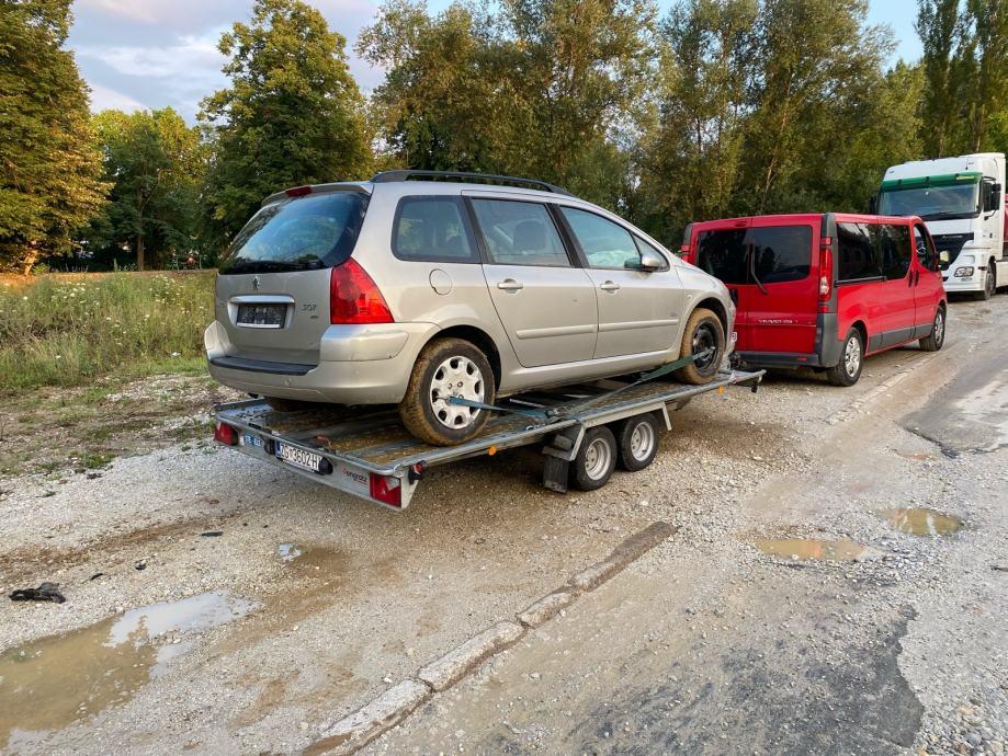 "Peugeot 307 SW 1,6 16V HDi 2007 godina """"""""""DIJELOVI """""""""""