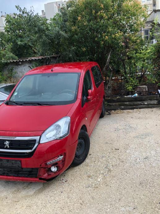 Peugeot Partner 1,6 BlueHDi automatik