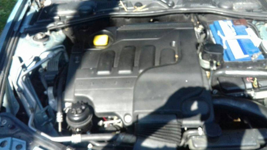 Rover 75 2,0 CDT Club