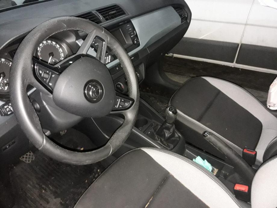 Škoda Fabia 1,0