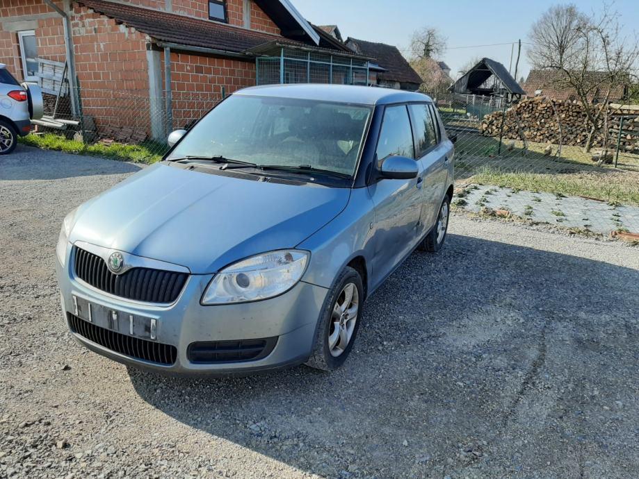 Škoda Fabia 1.4 TDI - KOMPLET ZA DIJELOVE