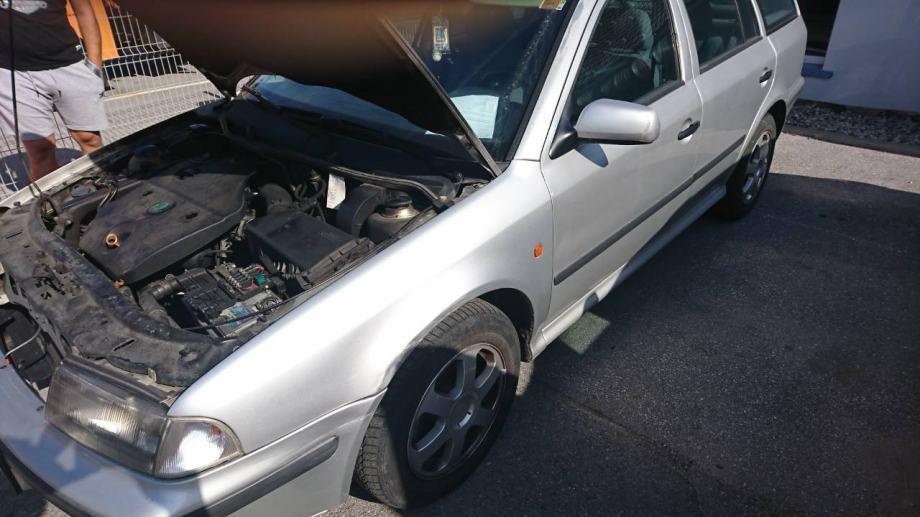 Škoda Octavia Combi 1,9 SLX TDI 091 2889 031