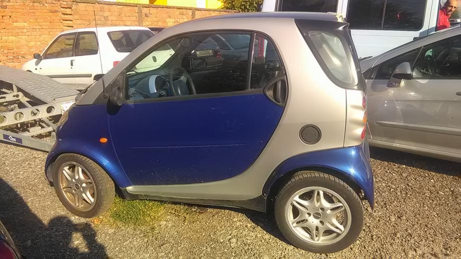 Smart crossblade Benzin