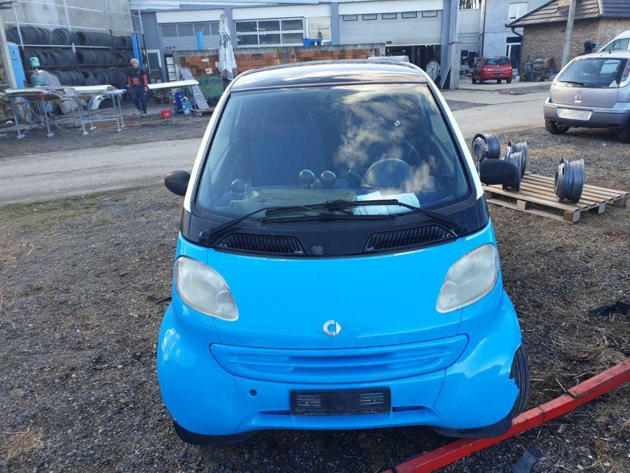 Smart fortwo coupe smart dijelovi
