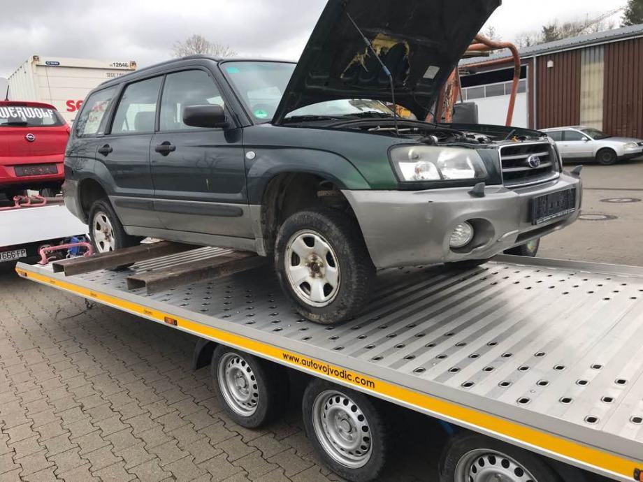 Subaru Forester 2,0 VR AWD