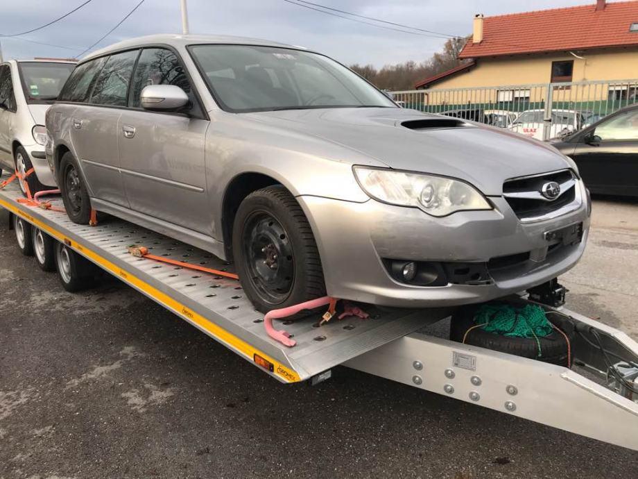 Subaru Legacy Wagon 2,0 D VC