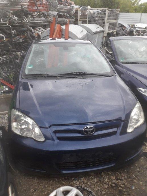 Toyota Corolla 2005 Rabljeni Dijelovi