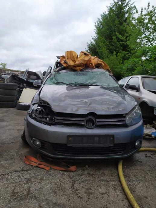 VW Golf VI Variant 1,6 TDI