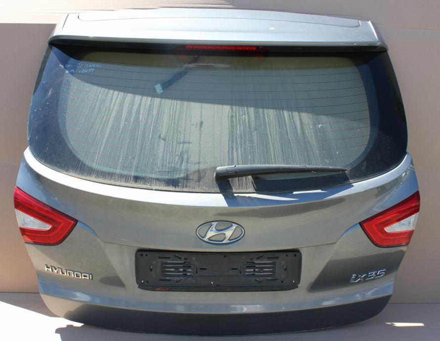 Hauba Hyundai ix35 redizajn / zadnja /