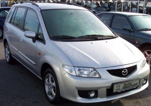 Mazda primacy 2.0 dizel