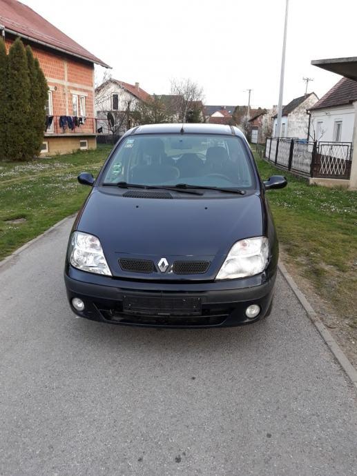 Renault scenic 2000 god djelovi limarije