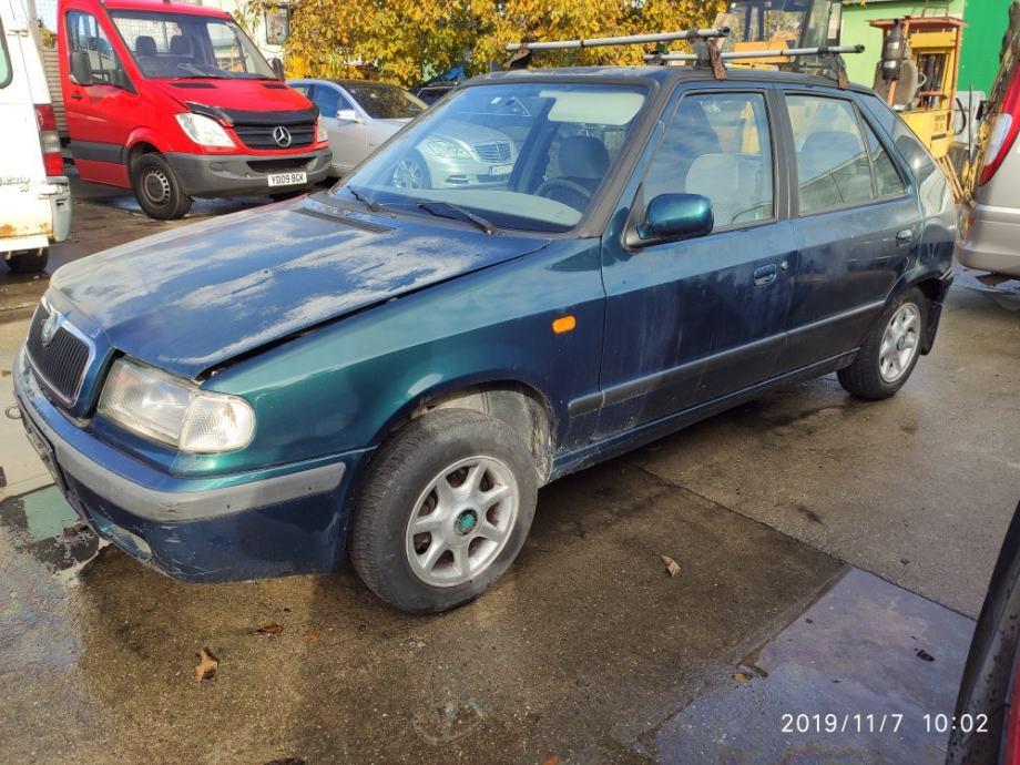 Škoda Felicia 1.9d dijelovi