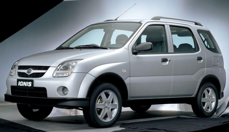 Suzuki Ignis 2003-2008 godina - Rubnjak prag PVC (lijevi, desni)