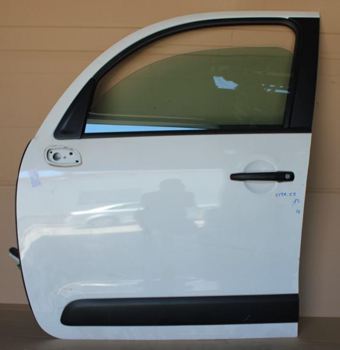 Vrata Citroen C3 Picasso / prednja / lijeva /