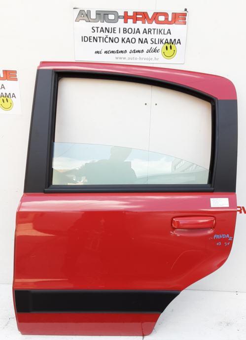 Vrata Fiat Panda 2 2003-2012 / zadnja / lijeva / door /
