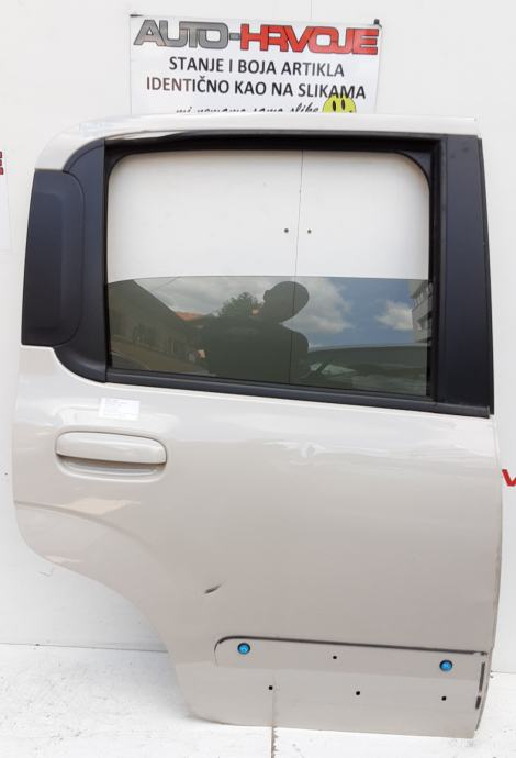 Vrata Fiat Panda 3 2011- / zadnja / desna / door /