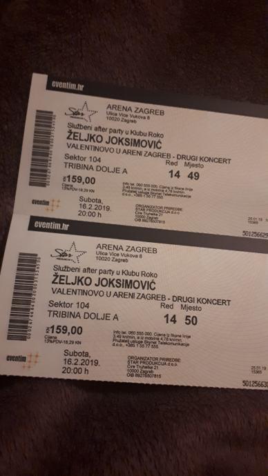 Zeljko Joksimovic Arena Zagreb 16 2