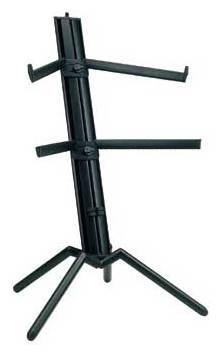 K&M SPIDER PRO KEY.STAND black