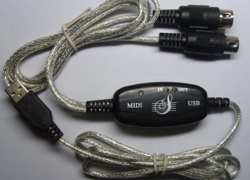 USB MIDI KABEL