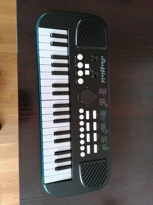 Klavijatura - sintesajzer