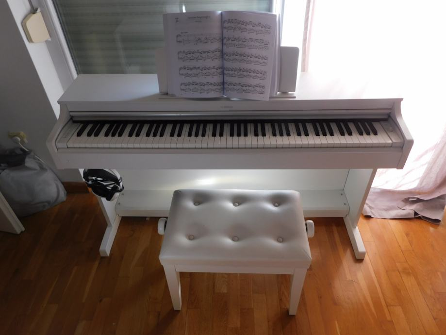 Klavir YAMAHA YDP - 163WH *TOP STANJE*