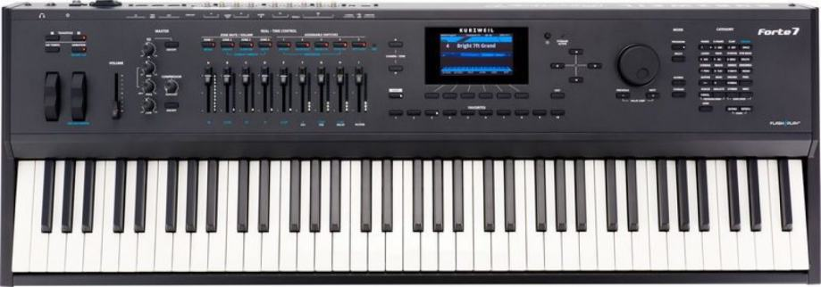 Stage digital piano KURZWEIL Forte 7