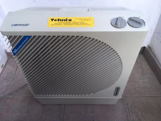 Convair 600 Personal Air Cooler