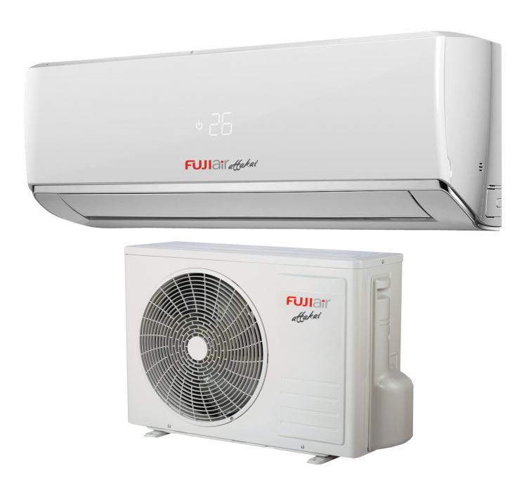 Klima uređaj FUJI AIR INVERTER 5KW grijanje/hlađenje