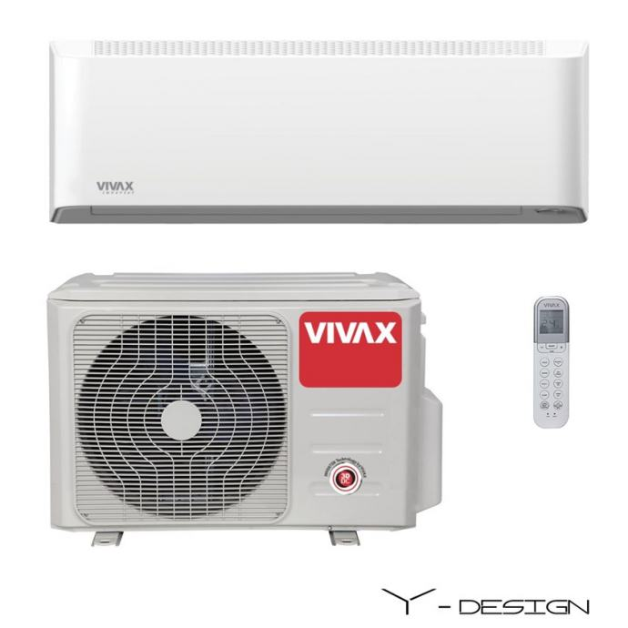 Vivax ACP-12CH35AERI klima uređaj, Wi-Fi, inverter