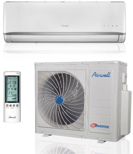 Klima uređaji AIRWELL-najpovoljnije grijanje za zimske dane