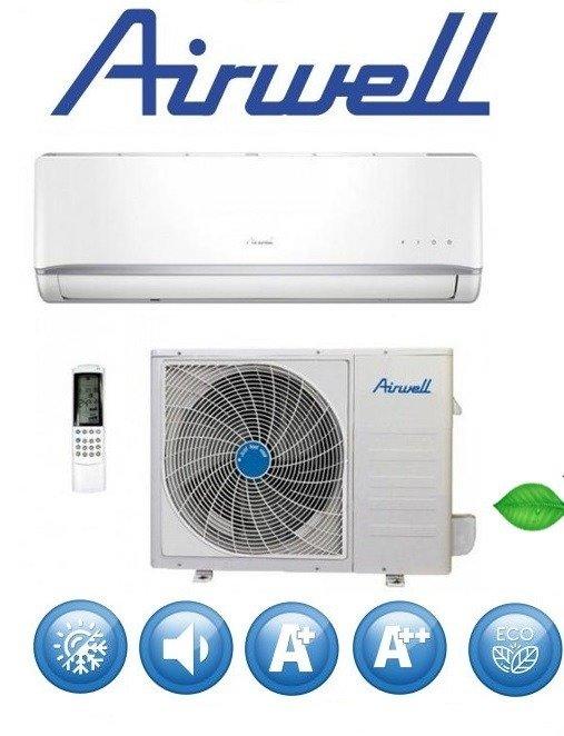 Klima uređaji AIRWELL-7god JAMSTVO-Najštedljiviji u klasi-AKCIJA