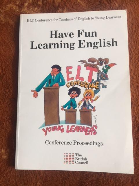 Have Fun Learning English