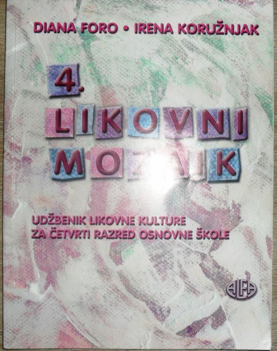 Prodajem udžbenike za 4. razred OŠ, 15 kn/kom
