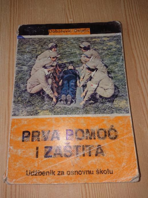 Dobošević-Ostojić: Prva Pomoć i Zaštita