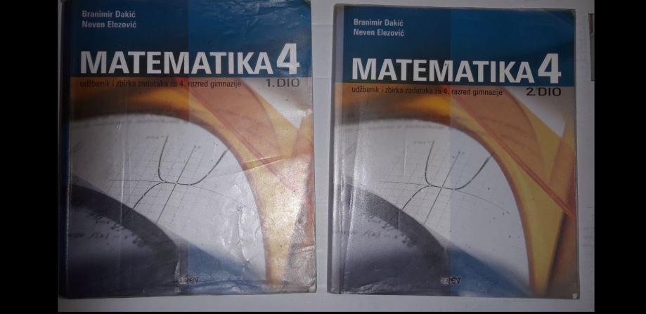 Matematika 4 Dakić, Elezović