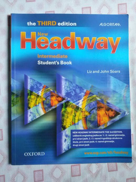 Гдз headway students