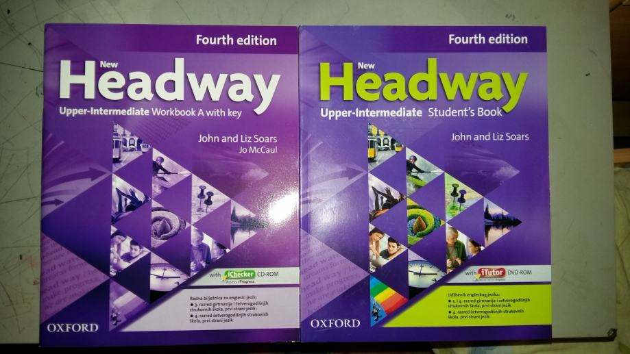edition гдз на учебник new headway fourth