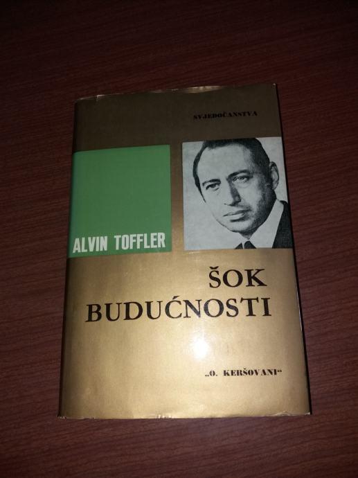 Alvin Toffler-Šok budućnosti