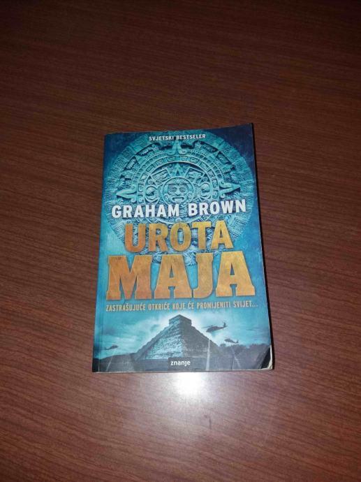 Graham Brown-Urota Maja