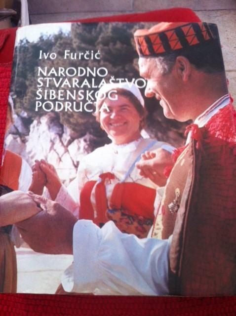 Ivo Furčić- Narodno stvaralaštvo šibenskog područja - Mjesta uz obalu