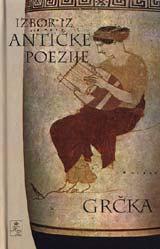 Izbor iz antičke poezije SUPER PRILIKA !