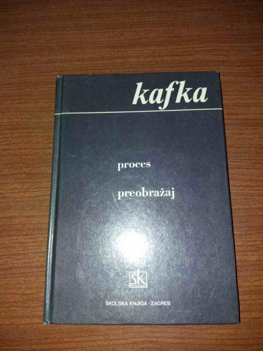 Kafka-Proces,Preobražaj