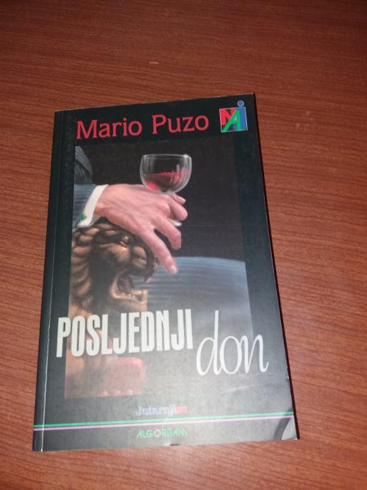 Mario Puzo-Posljednji Don