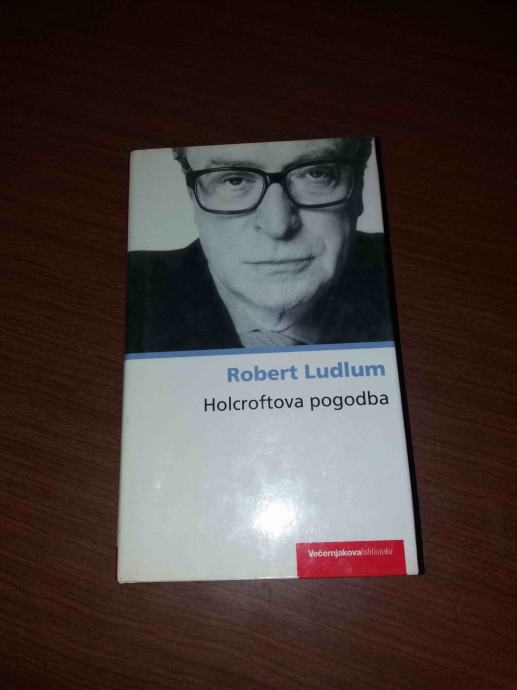 Robert Ludlum-Holcroftova pogodba