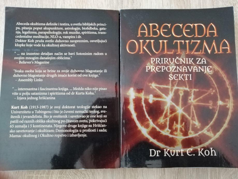 Abeceda okultizma dr Kurt Koh
