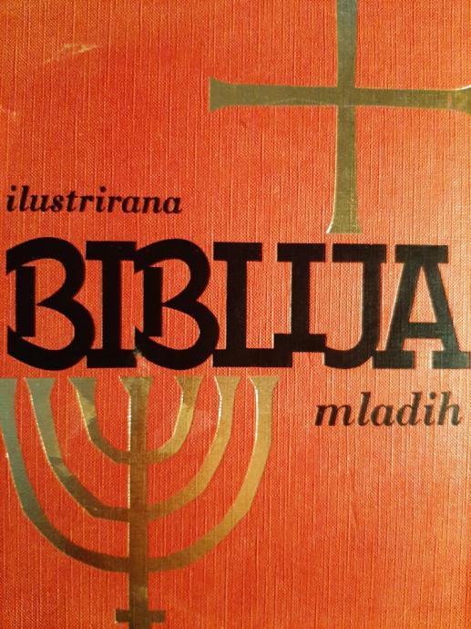 BIBLIJA ILUSTRIRANA MLADIH